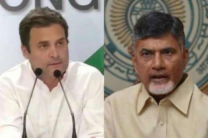 Congress party will contest Lok Sabha and Vidhan Sabha elections alone in Andhra pradesh- India TV