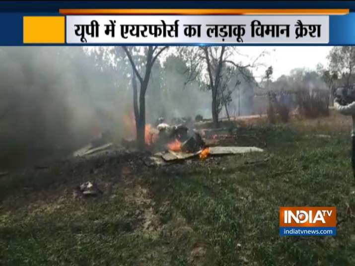 Jaguar Crash- India TV
