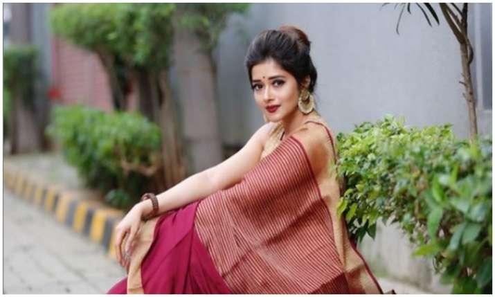 Tina Dutta- India TV