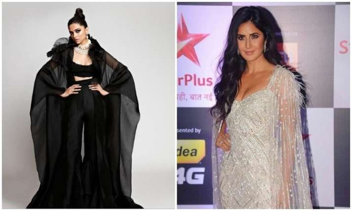 Deepika padukone and katrina kaif- India TV