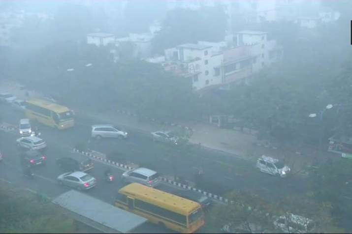 Delhi records this year's lowest pollution level after spell of rain- India TV