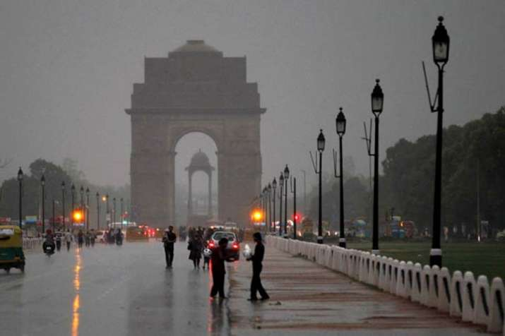 Rainfall activity likely in Delhi during weekend- India TV