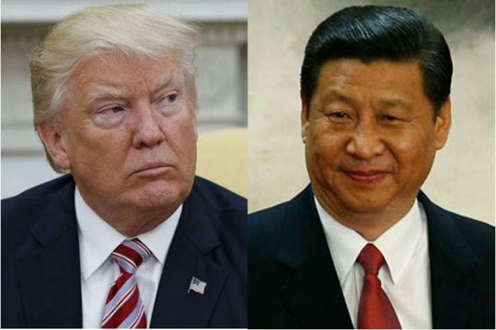 Donald Trump and Xi Jinping | AP File- India TV