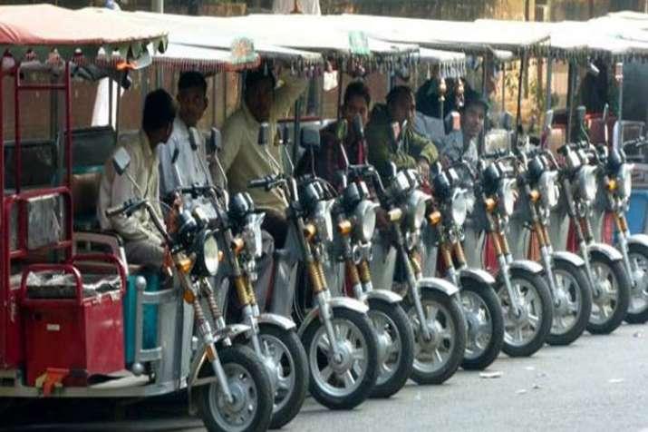 E-rickshaws- India TV