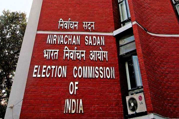 Election Commission notification regarding Loksabha election and elections in 4 States- India TV