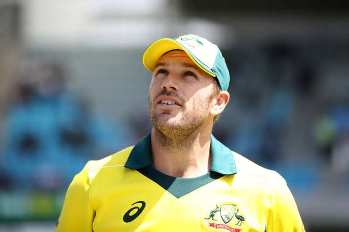 Aaron Finch- India TV