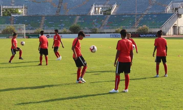 हांगकांग के खिलाफ पहला दोस्ताना मैच जतीना हमारा लक्ष्य: भारतीय कोच- India TV