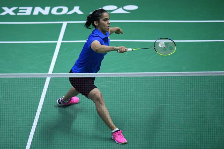 बैडमिंटन: सायना...- India TV