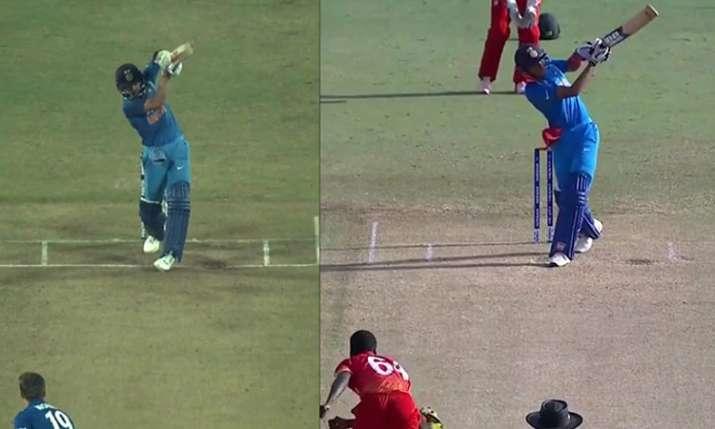 टीम इंडिया में शामिल हुए शुभमन गिल करते हैं विराट कोहली को कॉपी! वीडियो में देखिए सबसे दमदार सबूत- India TV