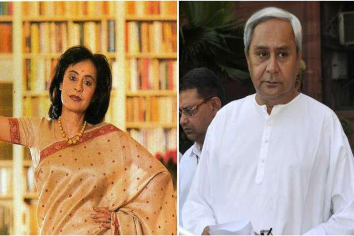 ओडिशा के मुख्यमंत्री की बहन गीता मेहता का पद्मश्री लेने से इनकार- India TV