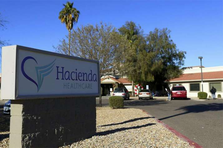 Police seek DNA at Phoenix nursing facility where woman in coma gives birth | AP- India TV