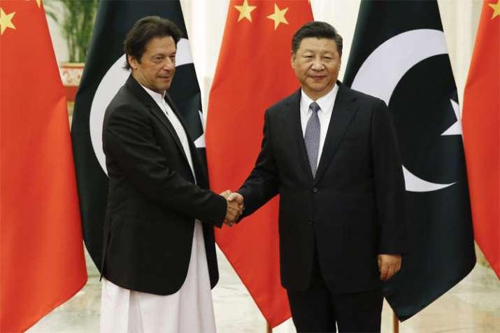 Imran Khan and Xi Jinping   AP- India TV