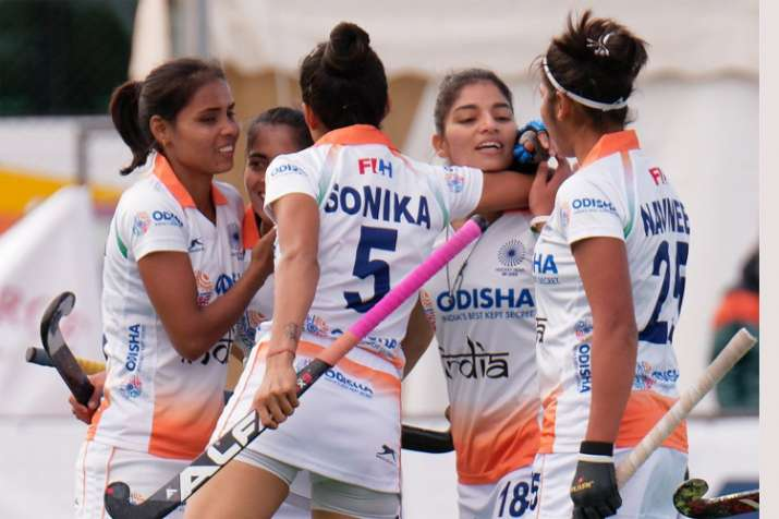Indian Women Hockey Team- India TV
