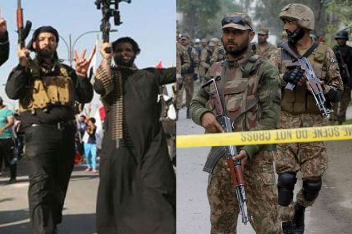Pakistan forces kill 2 Islamic State terrorists involved in high profile kidnappings | AP Representa- India TV