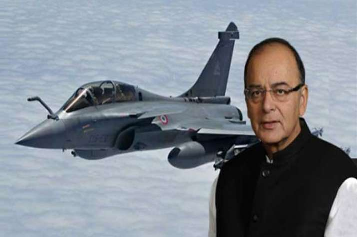 Arun Jaitley reply on Rafale deal in Lok Sabha- India TV