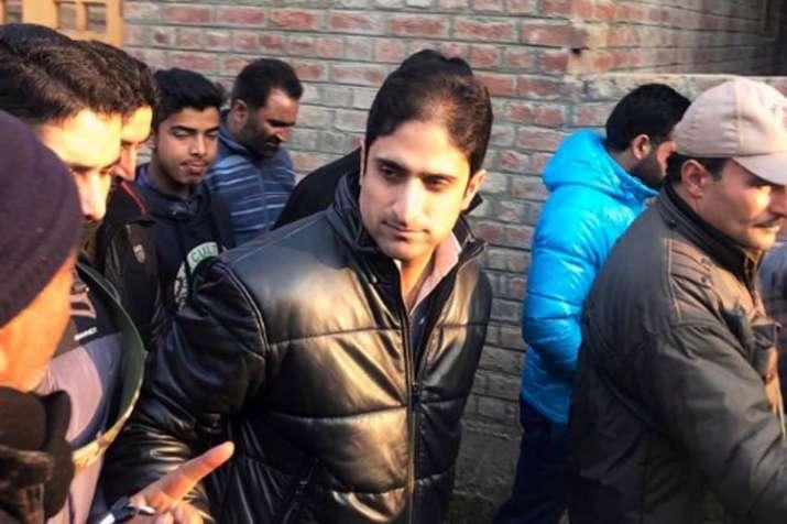 Junaid Mattu- India TV
