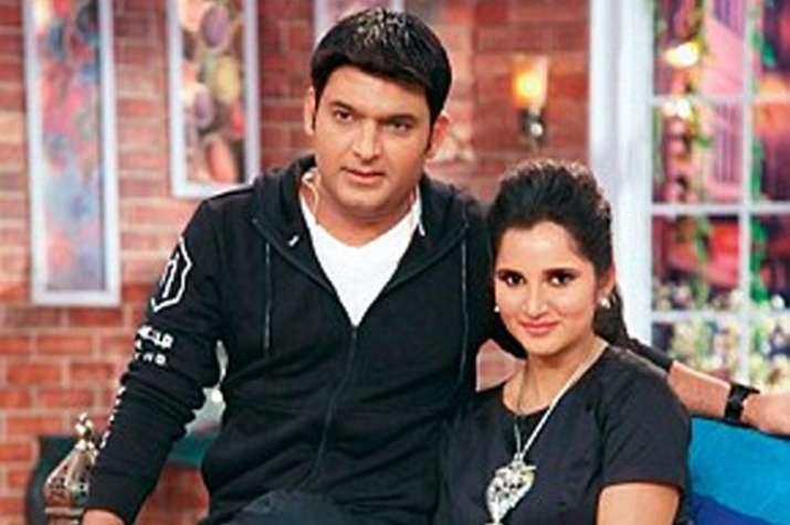 कपिल शर्मा और सानिया...- India TV