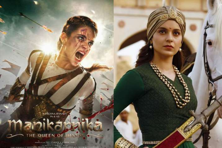 Manikarnika Box Office Collection Day 4- India TV