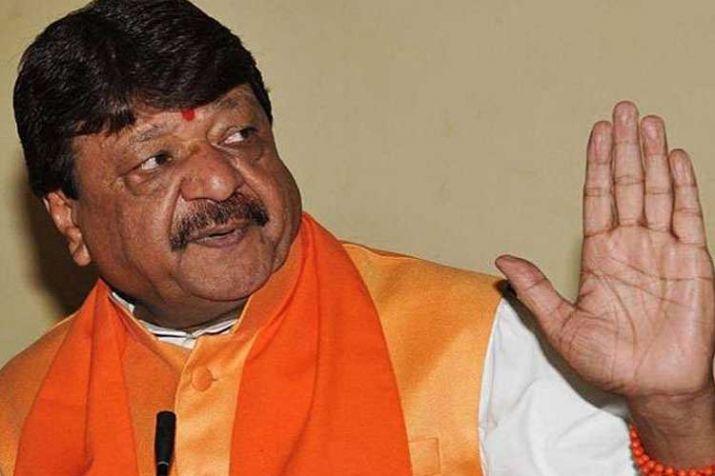 kailash vijayvargiya- India TV