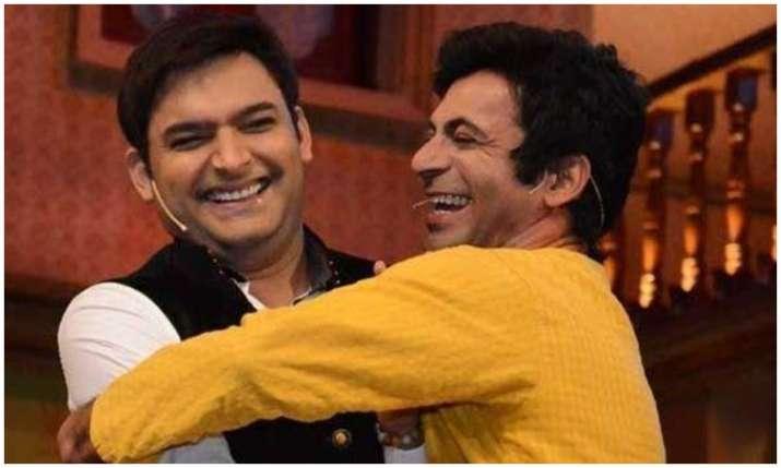 kapil sharma and sunil grover- India TV