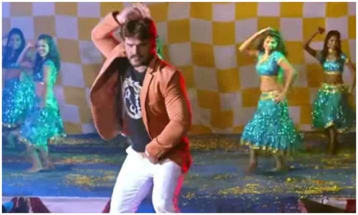 खेसारी लाल यादव- India TV