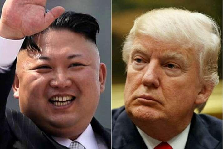 US President Donald Trump says looking forward to meeting with North Korea's Kim Jong-un | AP File- India TV