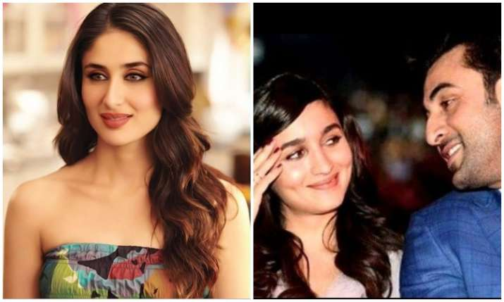 Alia bhatt, Ranbir kapoor and kareena kapoor- India TV