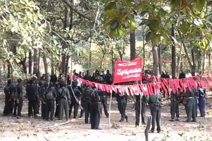 Several Maoists killed in encounter in Jarkhand, arms, ammunition recovered- India TV