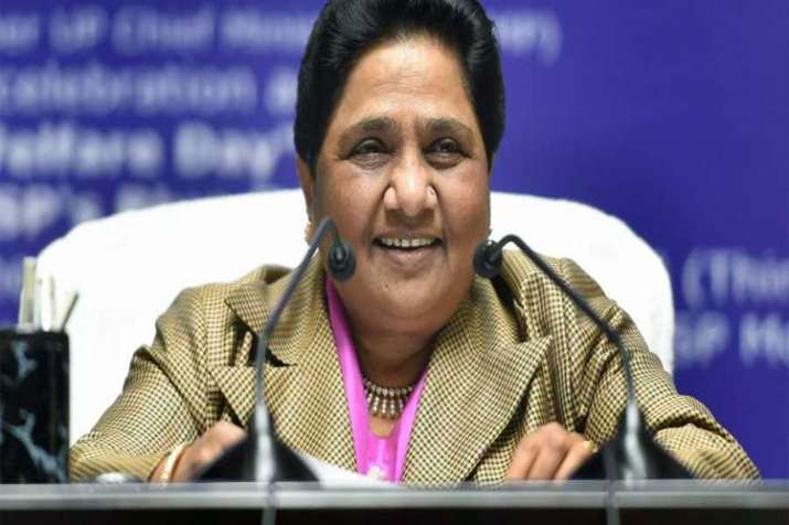 Mayawati's Statement on Muslim Reservation- India TV