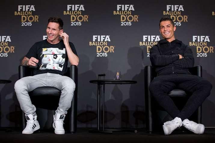 लियोनल मेसी बने दुनिया में सबसे ज्यादा वेतन पाने वाले फुटबॉलर, रोनाल्डो से दोगुना है वेतन- India TV