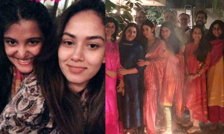 Sara Ali Khan-Mira Rajput- India TV