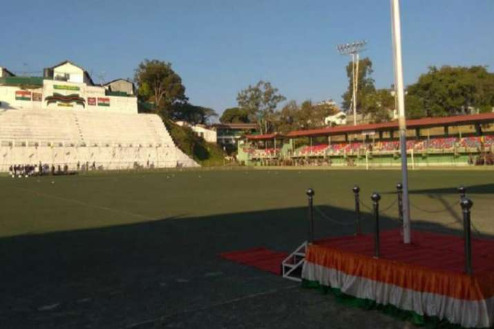 Mizoram Governor addresses empty ground amid...- India TV
