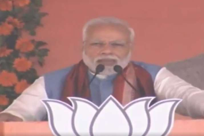PM Narendra Modi in Odisha: Opposition won't like me because I stopped their loot | Facebook- India TV