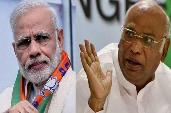 खड़गे ने प्रधानमंत्री को लिखा पत्र, सीवीसी रिपोर्ट और बैठक का ब्यौरा सार्वजनिक करने की मांग की- India TV