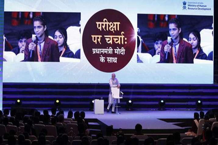 'Pariksha Pe Charcha 2.0'- India TV