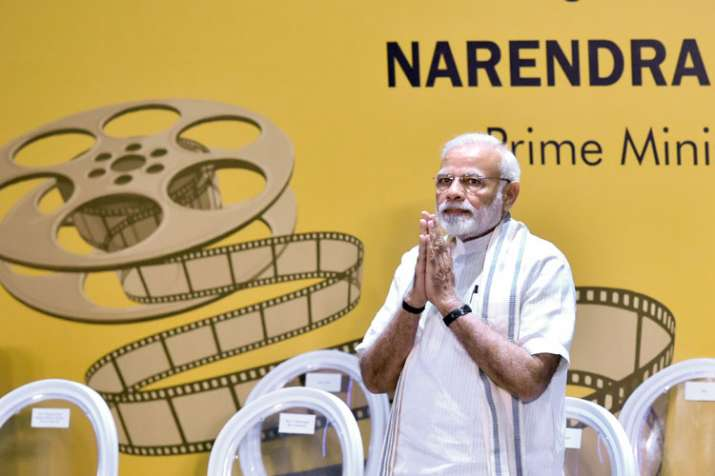 Films have played a huge role in India's soft power, says PM Modi at inauguration of NMIC- India TV