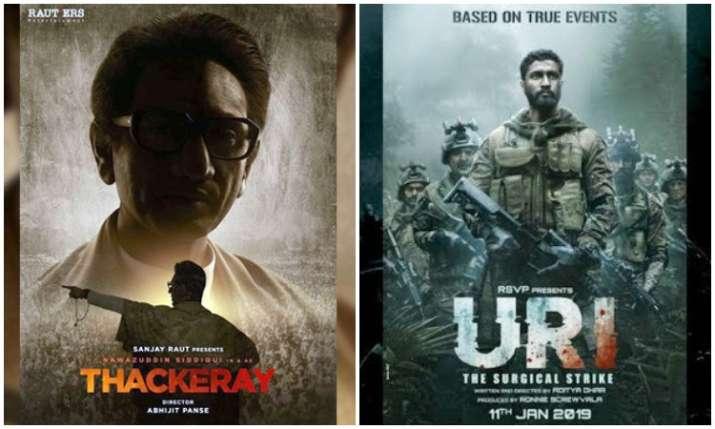 'ठाकरे' और 'उरी'- India TV