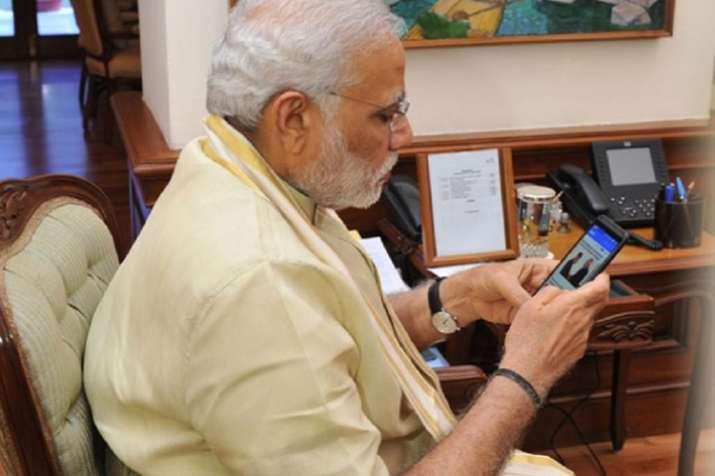 नमो ऐप पर सर्वे से सांसदों में घबराहट, बढ़ सकती है बीजेपी की मुश्किलें- India TV