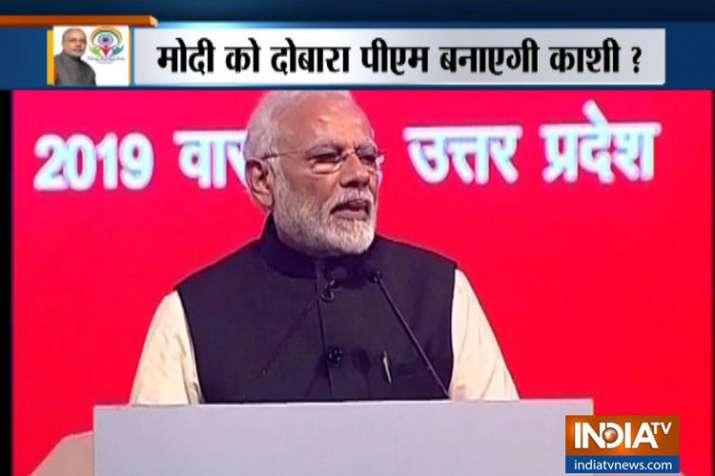 Narendra Modi addressing Pravasi Bharatiya divas 2019- India TV