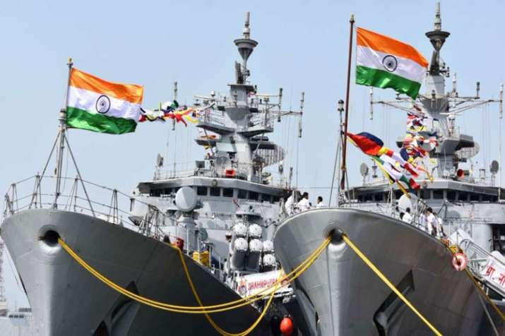 Navy has role as security provider in Indian Ocean region: ENC chief- India TV