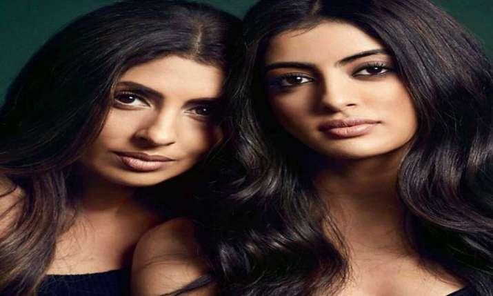 Shweta Nanda and Navya Naveli- India TV