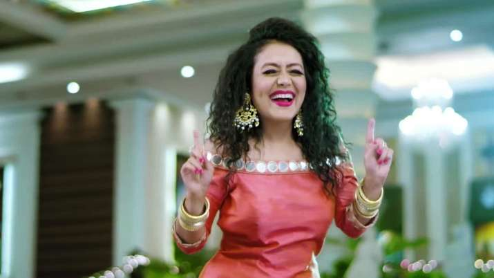Neha Kakkar- India TV