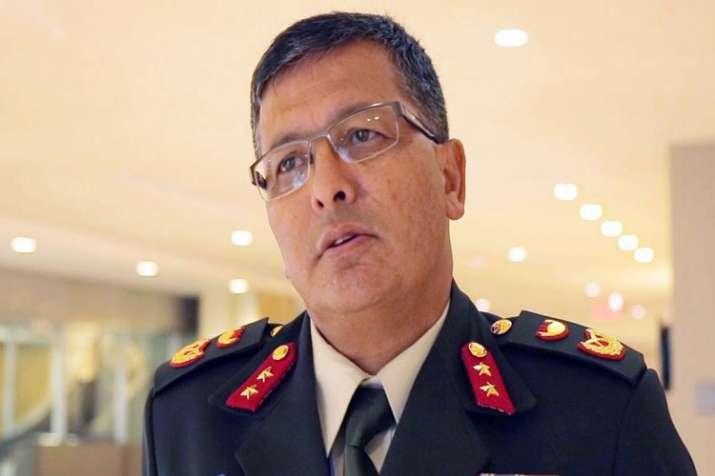 Nepal Army Chief- India TV
