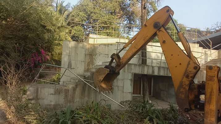 Nirav Modi bunglow demolished- India TV