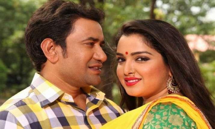 आम्रपाली दुबे - निरहुआ- India TV