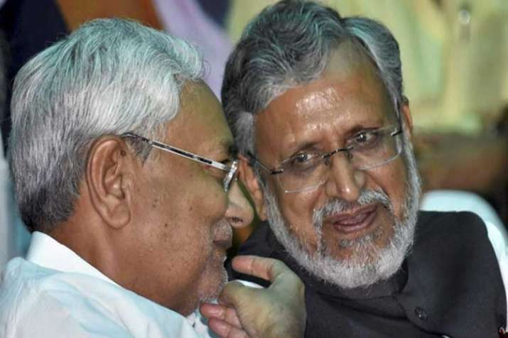 nitish kumar and sushil modi- India TV
