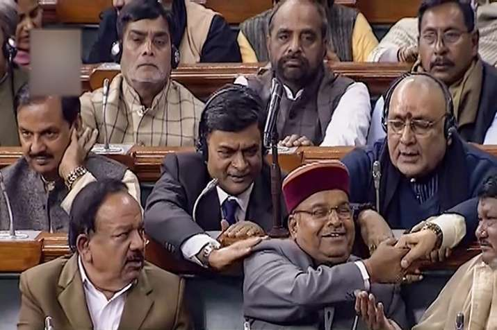 Constitutional Amendment bill for Reservation to General Category in Rajya Sabha Today- India TV