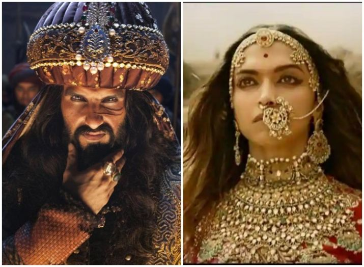 1 year of padmavat- India TV