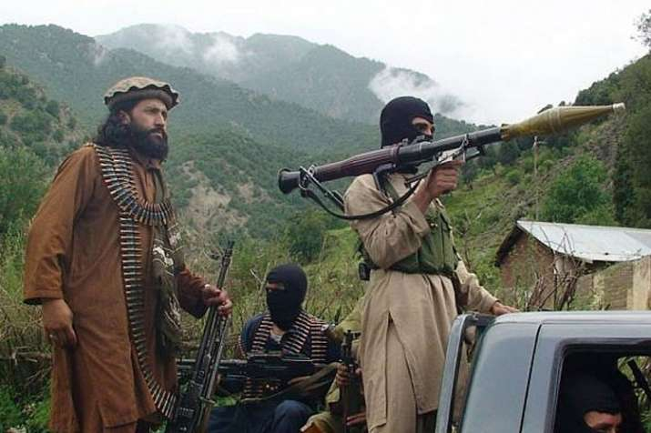 Pakistan army says 4 security forces, 4 Taliban fighters dead after attack | AP File- India TV