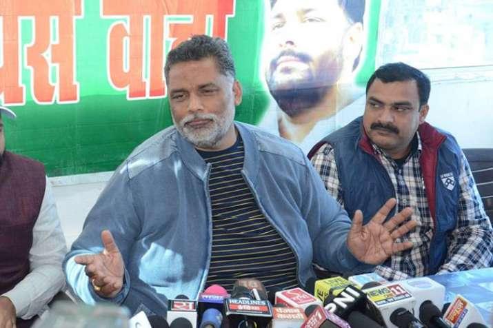 Rajesh Ranjan alias Pappu Yadav | Facebook- India TV